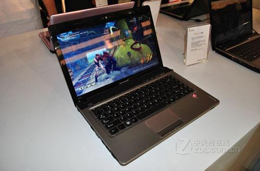 Lenovo IdeaPad serisinin yeni üyesi Z460 tanıtıldı