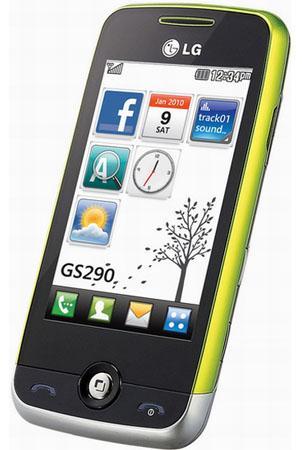 LG Cookie Fresh GS290 İngiltere'de satışa sunuluyor