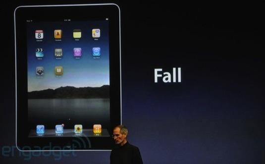 iPad'e iOS 4, Kasım ayında gelecek