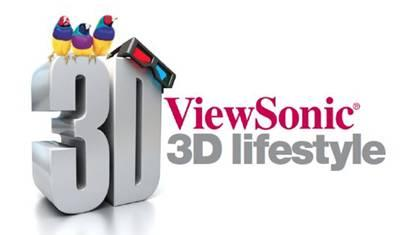 Viewsonic IFA 2010 Fuarinda Yeni 3 Boyut Urun Yelpazesiyle