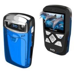 3D DV Camera