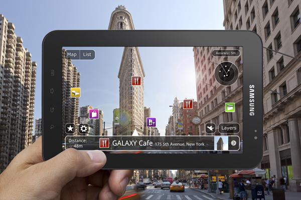 Samsung Galaxy Tab, Mobil Dünyada Çığır Açıyor!