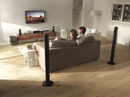 Philips Blu-Ray Ev Sinema Sistemi İle Görüntü Ses ve Tutkuya Dönüşüyor