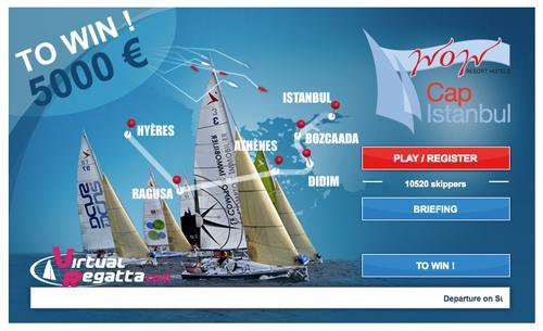 5.000 Euro ödüllü sanal oyun WOW Cap İstanbul'da yarışmaya var mısınız?