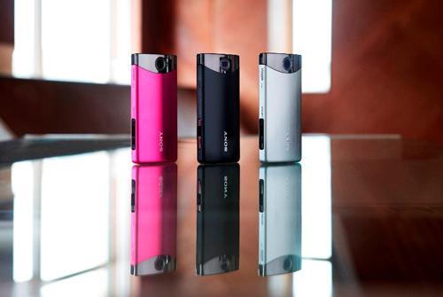 Sony'nin yeni nesil Bloggie Touch'ı