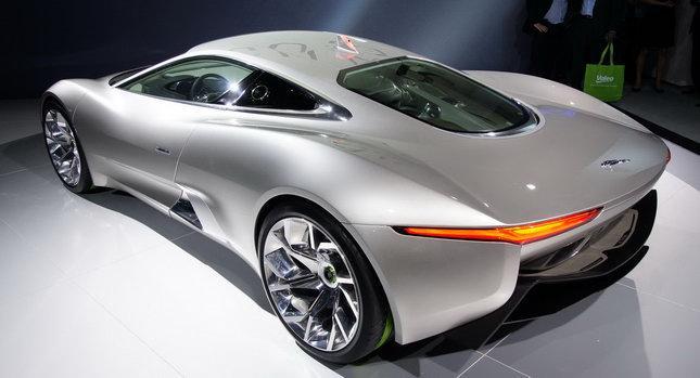 Jaguar Gaz Türbini Teknolojisini Otomobillerine Entegre Edecek