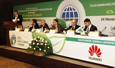 Huawei Türkiye, Çevreci Yaklaşımını Azerbaycan'da Dünyaya Tanıttı