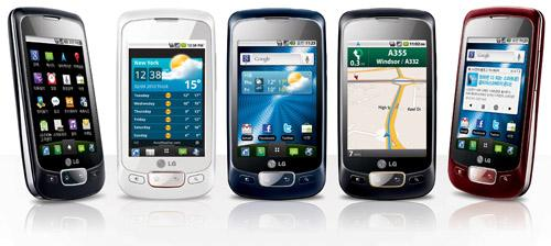 LG Optimus One, Tüm Dünyada 2 Milyon Satış Rakamına Ulaştı!
