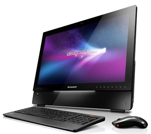Lenovo Dizayn ve Teknoloji Harikası A700'ü Sunar