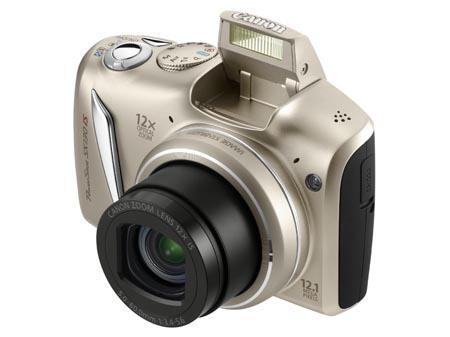 Üstün Performanslı Aile Dostu Canon PowerShot SX130 IS