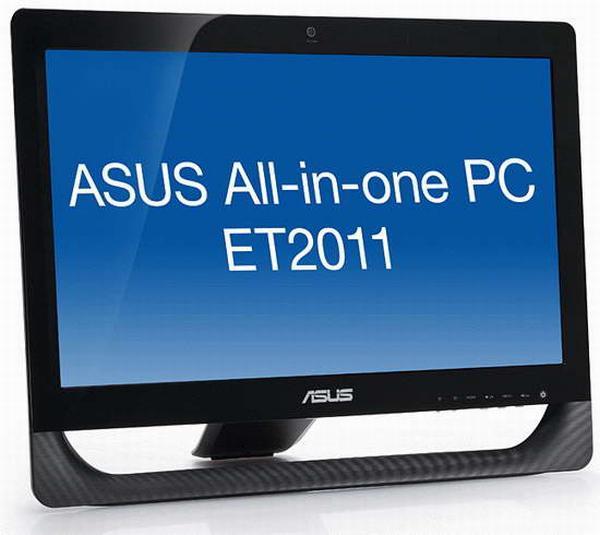 Asus, AMD Fusion tabanlı 20-inç boyutundaki hepsi bir arada bilgisayarını satışa sunuyor