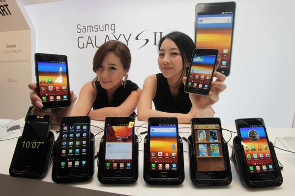 Samsung Galaxy S II'nin Türkiye lansman tarihi açıklandı