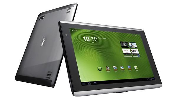 Acer Iconia Tab A500 için Android 3.1 güncellemesi Almanya'dan başlayacak