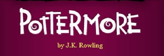Harry Potter serisi e-kitap olarak yazarın kendi sitesinden satışa sunulacak
