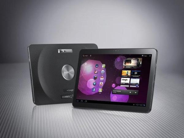Samsung Galaxy Tab 10.1 modeli 4 Ağustos'ta İngiltere'ye geliyor