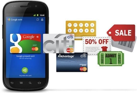 Google Wallet iPhone 5'e mi geliyor?