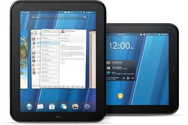 7 inçlik HP TouchPad Ağustos'ta piyasaya sürülebilir