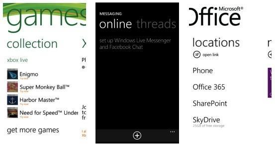 Windows Phone Mango hakkında yeni özellikler gün yüzüne çıktı