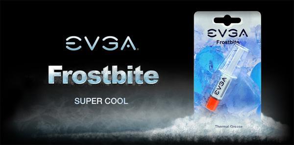 EVGA, Frostbite isimli termal macunuyla soğutucu pazarındaki varlığını arttırıyor