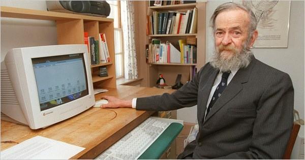 Unix'in geliştirilmesine katkıda bulunan Robert Morris 78 yaşında öldü