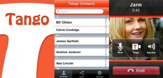 Tango büyüme hızında Skype'ı ikiye katladı