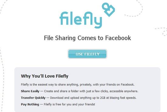 Dosya paylaşımı için bir Facebook alternatifi