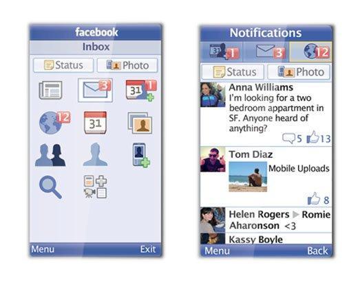 Facebook for Every Phone, Java uyumlu tüm telefonlar için geliyor
