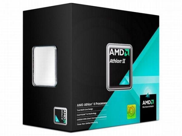 AMD'nin 3.4GHz'de çalışan çift çekirdekli Athlon II X2 270 işlemcisi ön siparişte