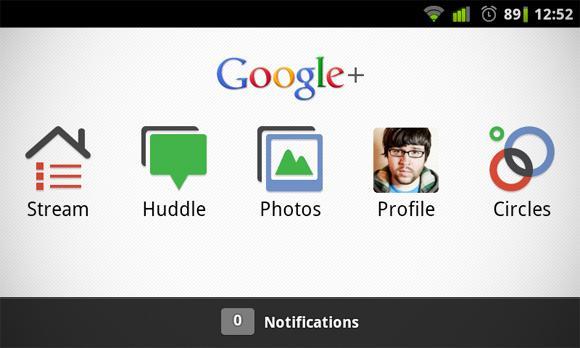 Araştırmalara göre Google+ kullanıcılarının %74'ü erkek