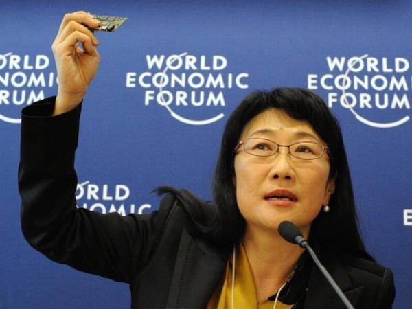 HTC'nin ortak kurucusu Cher Wang: