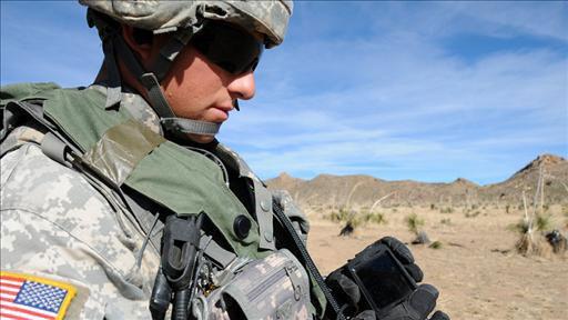 ABD ordusu birliklerinde akıllı telefon denemeleri yapıyor