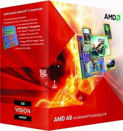 Özel Haber: AMD çarpan kilidi açık Fusion-A8 3870 işlemcisini hazırlıyor