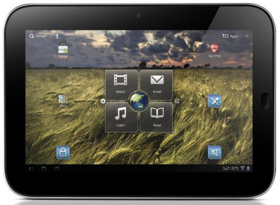 Lenovo IdeaPad K1 32GB modeli 500$ olarak satışa sunuldu