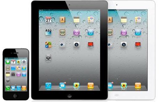 Retina Display yeni iPad'de ve daha fazla cihazda kullanılabilir