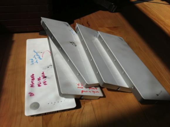Apple MacBook bataryaları hacklenmeye karşı savunmasız