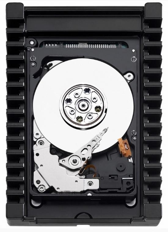 Western Digital'dan VelociRaptor serisi yüksek performanslı iki yeni sabit disk