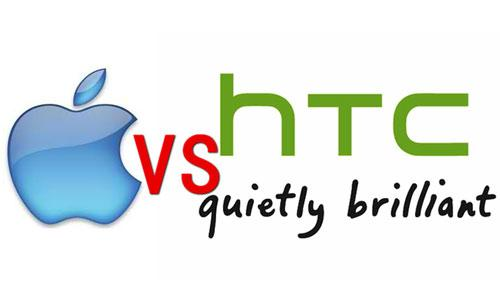 HTC patent davasında Apple ile görüşmelere açık