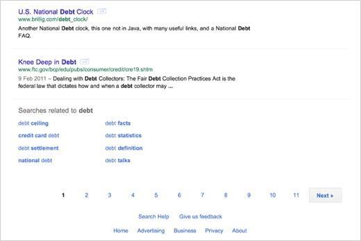 Google yeni tablet dostu arama tasarımını test ediyor