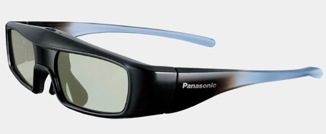 Panasonic dünyanın en hafif 3D gözlüklerini hazırladı