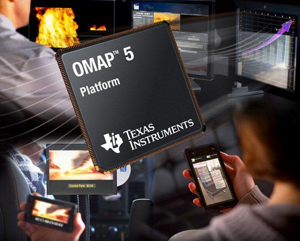 Texas Instruments, OMAP işlemci bölümünü satıyor