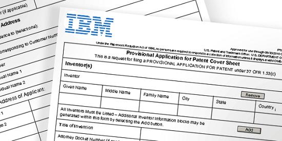Google, IBM'e ait 1030 patenti satın aldı