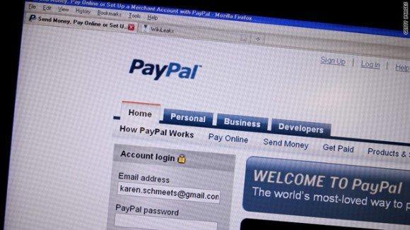 PayPal, Anonymous'a ait 1000 IP adresini FBI'a verdi