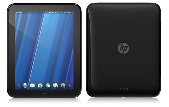 HP webOS'li tableti TouchPad'de 100$ indirime gitti, indirimsiz satın almış olanlara 50$ çek veriliyor
