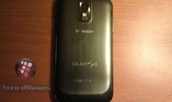 Hercules, Samsung Galaxy S II'nin T-Mobile ve Telus varyantı olacak