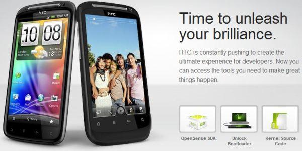 HTC geliştiriciler için HTCdev.com platformunu başlattı