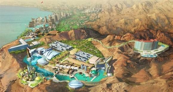 Ürdün 2014'te Star Trek tema parkını hizmete açacak