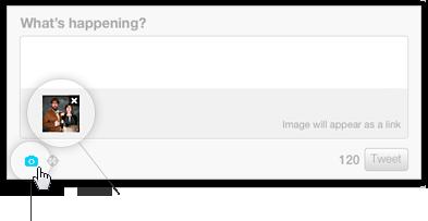 Twitter direkt resim yükleme sistemini başlatıyor