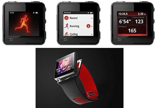 Motorola KORE bir fitness cihazı markası oldu