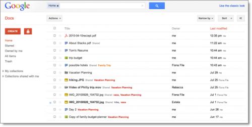 Google Apps; Gmail, Calendar, Google Docs dahil olmak üzere yeni tasarımına kavuşuyor