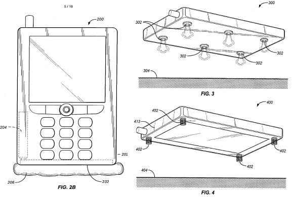 Amazon CEO'su Jeff Bezos'dan akıllı telefonlar için hava yastığı projesi